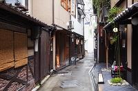 京都府 柳小路