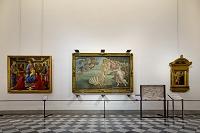 イタリア フィレンツェ ウフィツィ美術館