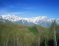 長野県 爺ヶ岳と鹿島槍ヶ岳