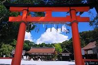 京都府 上賀茂神社