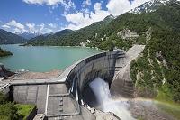 富山県 黒部ダム