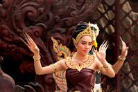 サンクチュアリーオブトゥルース・伝統舞踊