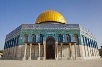イスラエル エルサレム 岩のドーム