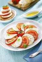 モッツァレラとトマト