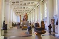 イギリス ロンドン 大英博物館 館内
