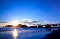 宮崎県 青島の日の出