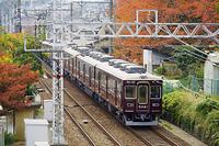 兵庫県 阪急電鉄 今津線の普通電車