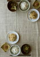 健康を意識した食事