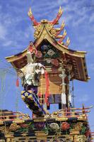 岐阜県 古川祭 からくり