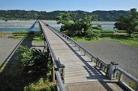静岡県 蓬莱橋