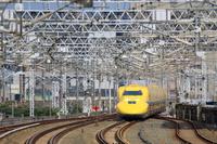 ドクターイエロー 浜松駅