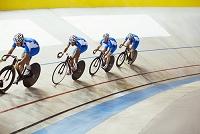 自転車トラックレース