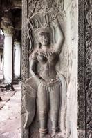 カンボジア アンコール・ワット 第1廻廊浮彫り