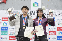 スポーツクライミング:スピード ジャパンカップ