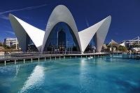 バレンシア 芸術科学都市 オセアノグラフィック