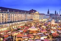 ドイツ ドレスデン クリスマスマーケット