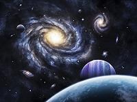 CG 宇宙