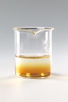 コーヒーシュガーが水に溶ける様子 B12-7