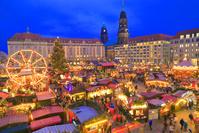 ドイツ ドレスデンのクリスマス