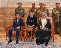 安倍首相が中東歴訪