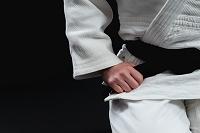 女子柔道選手
