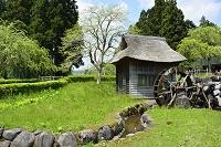 宮城県 水車小屋