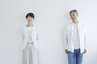 日本人シニア夫婦
