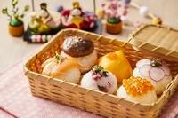 ひな祭りのお弁当 春の行事 和食