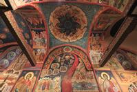 ギリシャ メテオラ 聖ステファノス修道院
