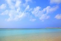 沖縄県 コバルトブルーの海
