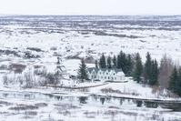 アイスランド シンクヴェトリル国立公園