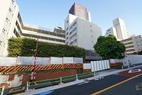 東京 三田東急アパート再開発