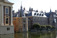 オランダ ハーグ ビネンホフ オランダ首相の執務室
