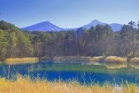 福島県 紅葉の五色沼のるり沼