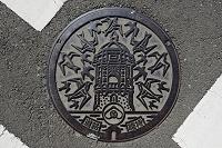 静岡市 マンホール蓋