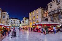 クロアチア スプリット 旧市街