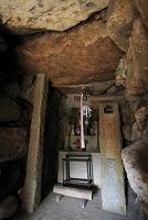 京都府 天塚古墳石室