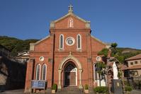 長崎県 青砂ケ浦教会