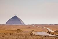 エジプト ダフシュール 屈折ピラミッド