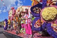 オランダ 花パレード