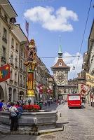 スイス ベルン 旧市街 時計塔