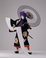 歌舞伎「雨の曽我五郎」