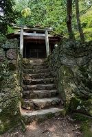 鳥取県 清水川神社