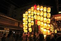 京都府 祇園祭宵山 船鉾の提灯