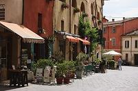 イタリアの街角