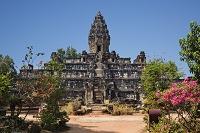 カンボジア バコン/ロリュオス遺跡群