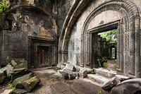 アルメニア ロリ地方 コバイル修道院
