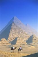 エジプト 三大ピラミッド