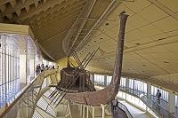 エジプト ギザ 太陽の船