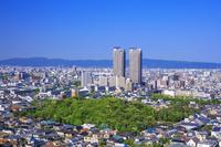 大阪府 新緑の反正天皇陵古墳